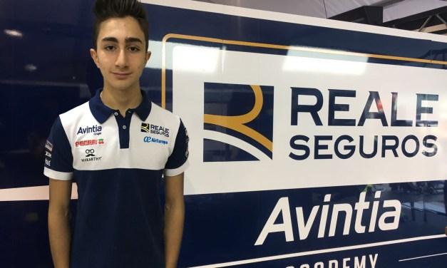 Andrea Cavaliere ficha con Reale Avintia Academy como cuarto piloto en el FIM CEV de Moto3