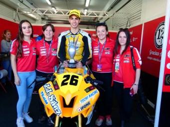 Daniel Sáez, Champi Women Racing
