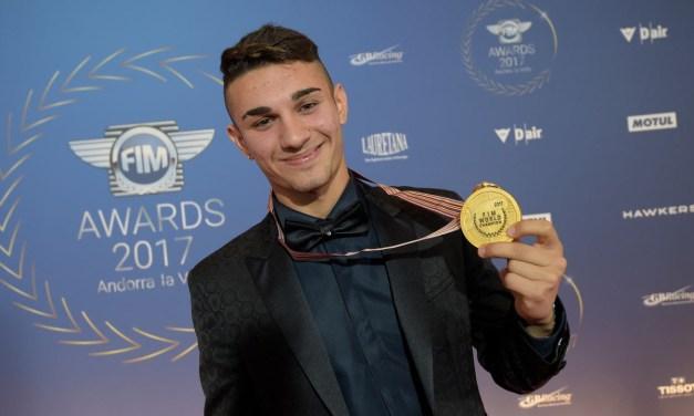 Gala FIM 2017: Los campeones del mundo galardonados en Andorra