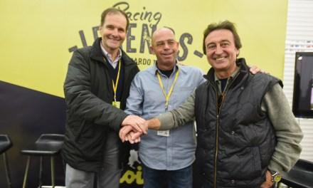 El Circuit Ricardo Tormo cierra el Racing Legends con el homenaje a Lois