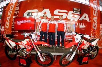GasGas Enduro Factory Team