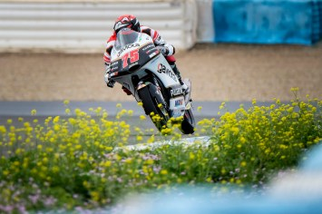 Albert Arenas, Ángel Nieto Team, Circuito de Jerez, Moto3