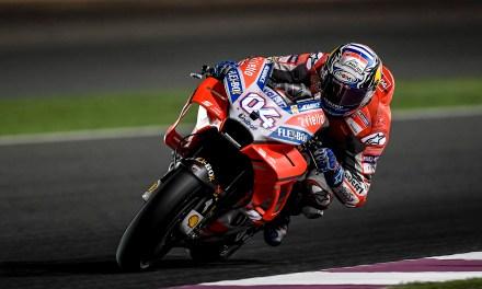 Ducati en Qatar
