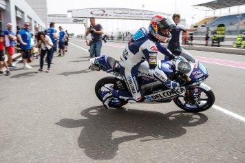 Equipo Del Conca Gresini Moto3