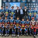 Estrella Galicia 0,0 presenta en el Circuito del Jarama su proyecto de motociclismo para la temporada 2018