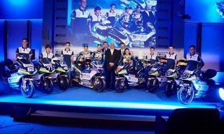 Reale Avintia Racing presenta sus proyectos en Madrid
