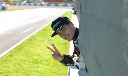 Vierge y Schrötter entusiasmados para el inicio de la temporada tras otra prueba positiva en Jerez