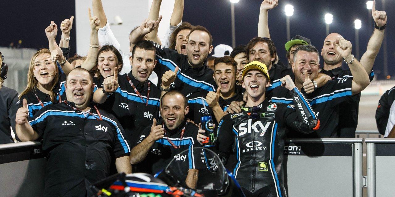 Francesco Bagnaia GANA EL GP DE QATAR