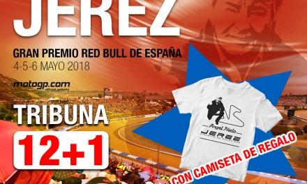 El Circuito de Jerez con el 12+1 en su Tribuna