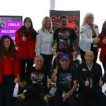 Champi Women Racing homenajea a las mujeres leyenda del motociclismo