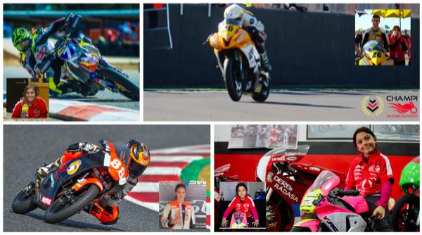 Champi Women Racing Desvela sus Pilotos Oficiales para la Temporada 2018