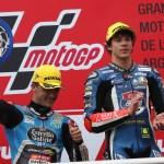 Podio y liderato de Arón Canet y gran remontada de Alonso López, sexto