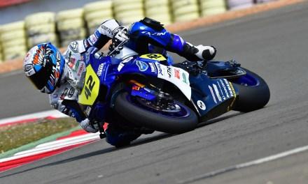 El Yamaha Stratos comienza la temporada en Albacete con el retorno de David Checa
