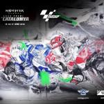 Circuit y arte, unidos para los Grandes Premios