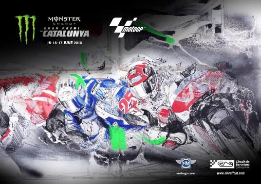 Cartel MotoGP