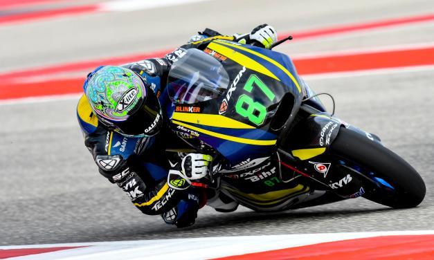 Héctor Garzó sustituye a Remy Gardner en el GP Jerez Moto2
