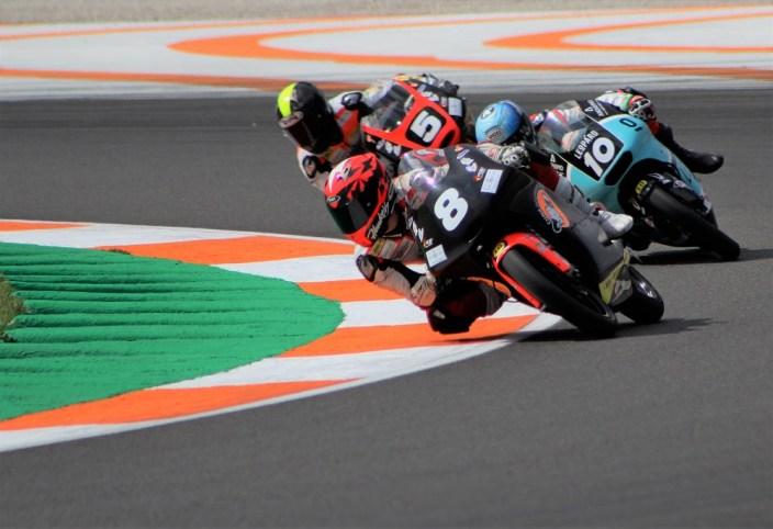 Cuna de Campeones, FIM CEV Repsol, Circuito Ricardo Tormo