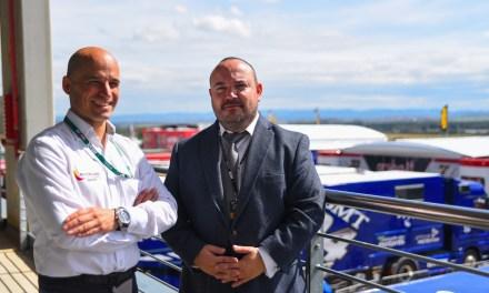 Las nuevas gerencias de MotorLand y Centro Zaragoza abren vías de colaboración para potenciar el uso del circuito de velocidad para actividad de tipo industrial