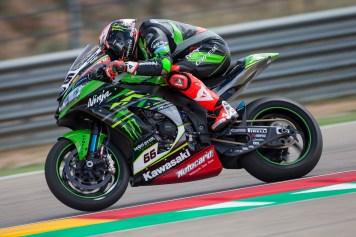 Kawasaki Racing Team, Tom Sykes, Circuito de Motorland Aragón