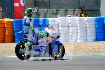 Lorenzo Baldassarri, Circuito de Jerez, Moto2, Yiyo Dorta, YD, Teammotofans,com