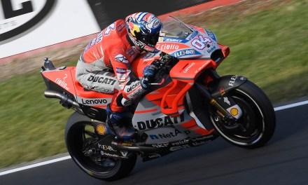 Ducati Team Catalunya: Carrera de campeones