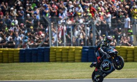 Francesco Bagnaia impone su ritmo y gana en Le Mans