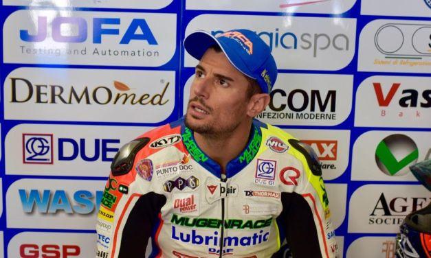 250 Grandes Premios disputados para Simone Corsi