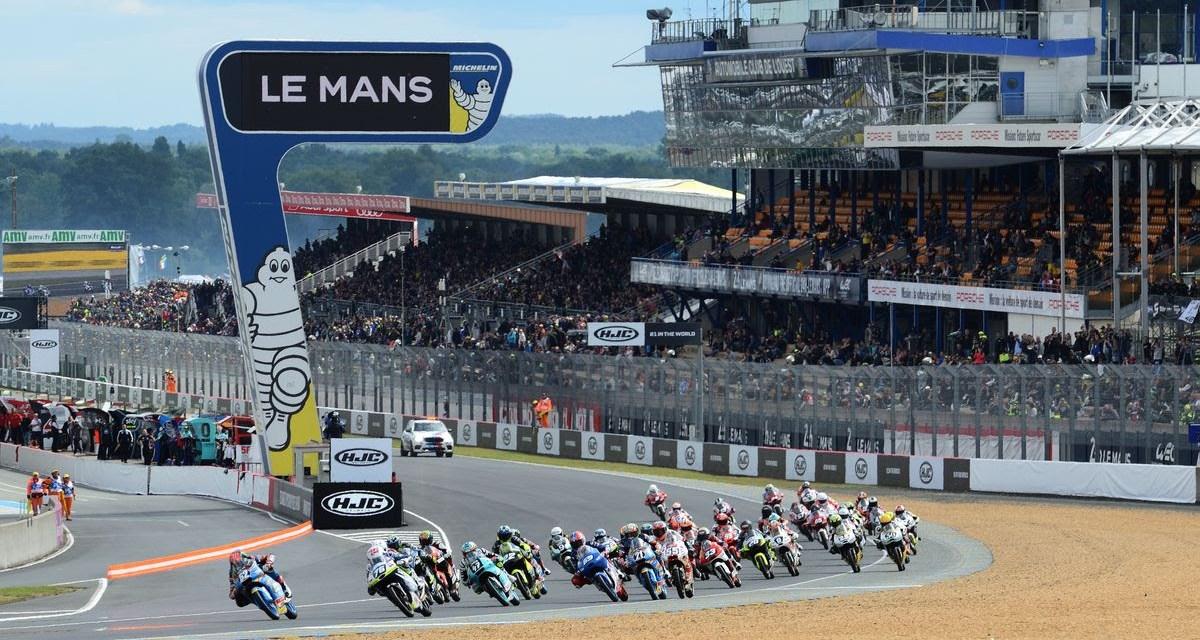 Le Mans da la bienvenida al FIM CEV Repsol