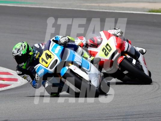 Héctor Garzó, www.teammotofans.com, Yiyo Dorta, #YD