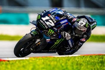 Maverick Viñales, Monster Energy Yamaha MotoGP, Test Sepang