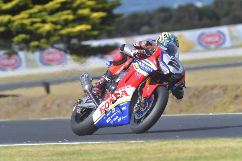 Mundial de Superbikes pretemporada concluye oficialmente en Phillip Island con el segundo y último día de hoy de las pruebas