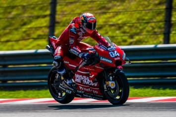 Andrea Dovizioso, Misión Winnow Ducati