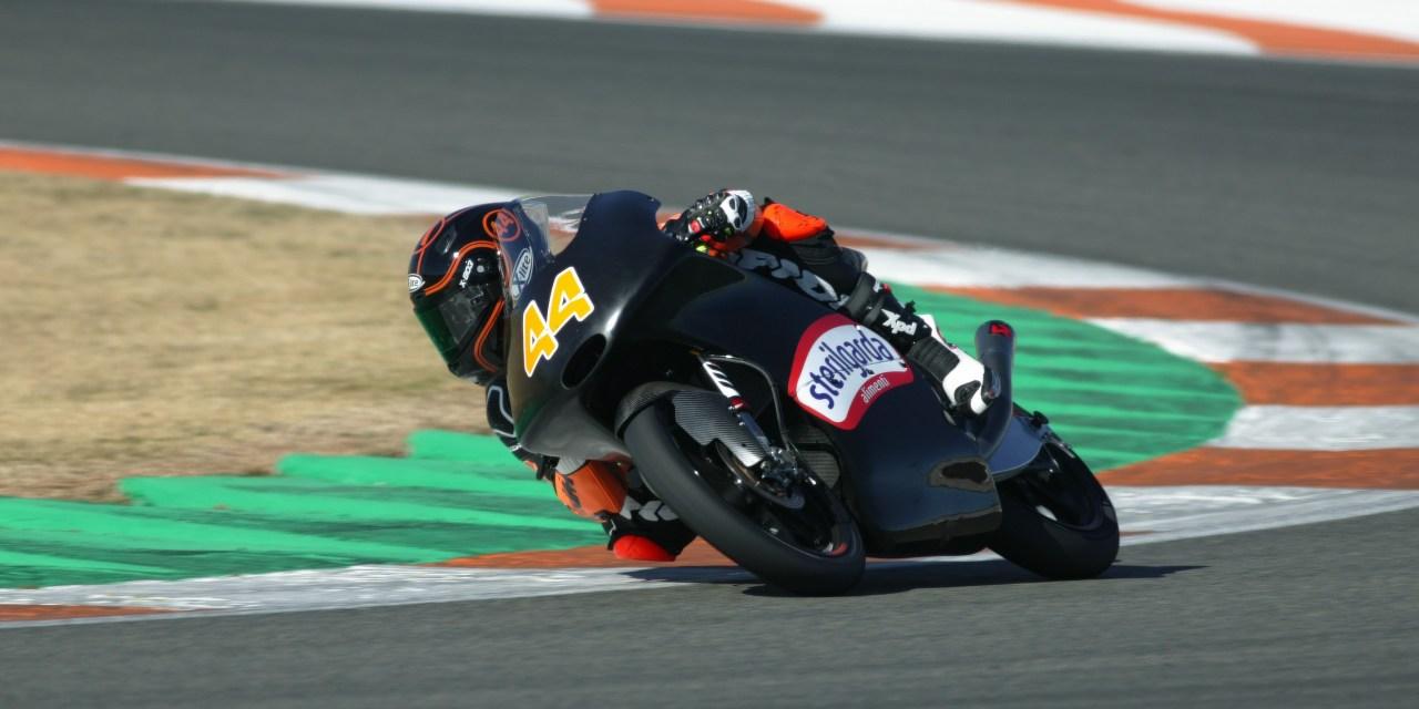 Arón Canet comienza la temporada 2019 con el objetivo puesto en el título mundial de Moto3