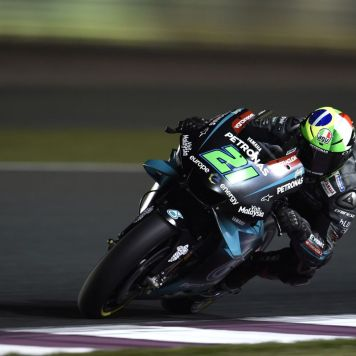 Morbidelli, Qatar MotoGP test Feb 2019