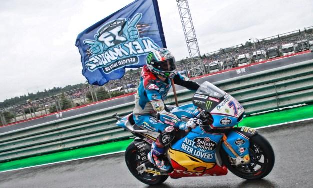 Las motos de Moto2 y Moto3 vuelven a la pista en el Circuit Ricardo Tormo