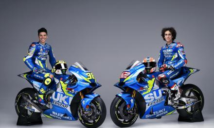 Álex Rins y Joan Mir, la apuesta de Suzuki para el 2019
