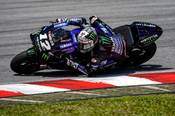 Maverick Viñales, Monster Energy Yamaha MotoGP, Test Sepang