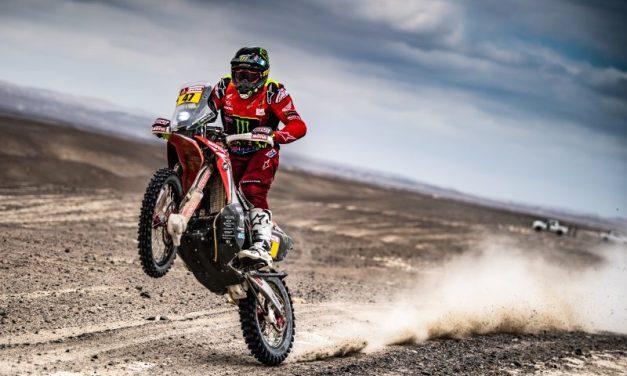 El Monster Energy Honda Team inicia el Campeonato del Mundo 2019