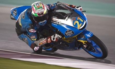 El Team Estrella Galicia 0,0 Moto3 inicia en Qatar el último test oficial de pretemporada