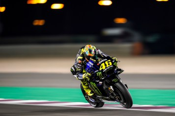 Valentino Rossi, Monster Energy Yamaha MotoGP, Qatar