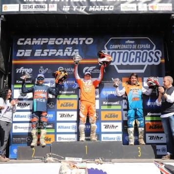 RFME, Campeonato de España de Motocross, Malpartida
