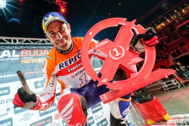 Toni Bou, Trial Repsol Honda Team