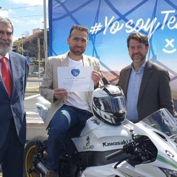 Carlos Alonso, Fran Alonso, #YoSoyTenerife
