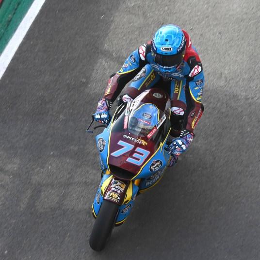 Alex Marquez, Argentinian Moto2 2019