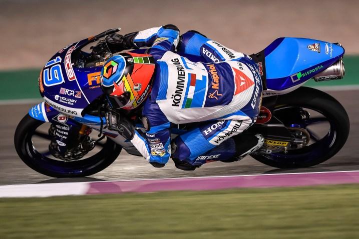 Gabriel Rodrigo, Team Kömmerling Gresini Moto3