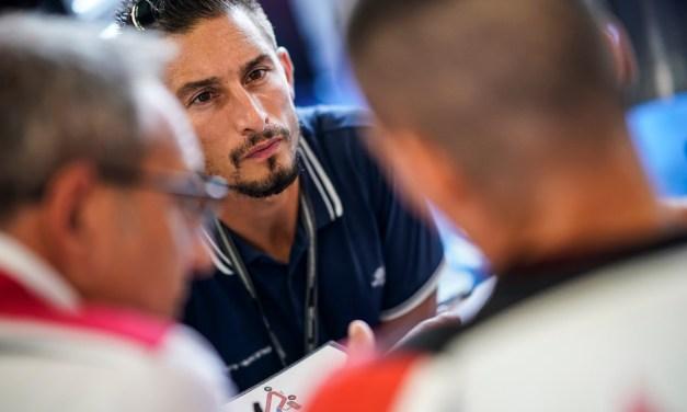 Gresini Racing confía en Manuel Poggiali como Riders Coach