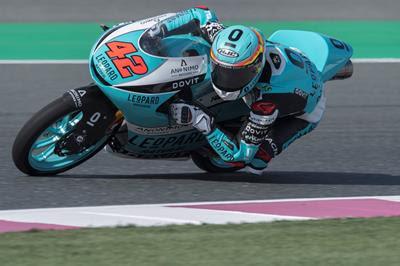 Los pilotos del Leopard Racing listos para correr en Qatar