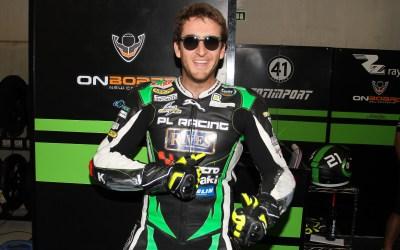 Lucas de Ulacia sufre un grave accidente en el Circuito de Jerez