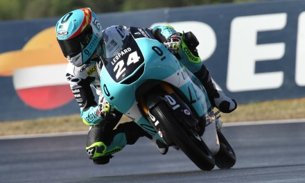 El Leopard Impala Junior Team se estrena en Estoril en Moto3 y ETC