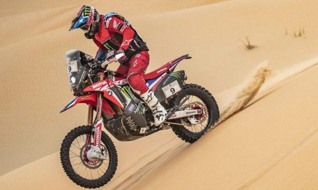 Segunda victoria de etapa en Abu Dabi para Nacho Cornejo. Barreda, segundo
